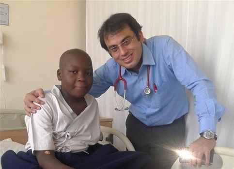 Dr.Vikas Dua-Stem Cell Transplant in Uganda